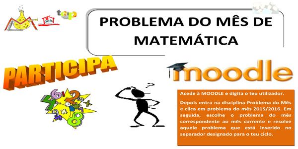 Problema do Mês - Matemática