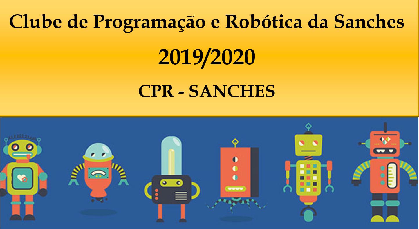 Clube de Programação e Robótica da Sanches